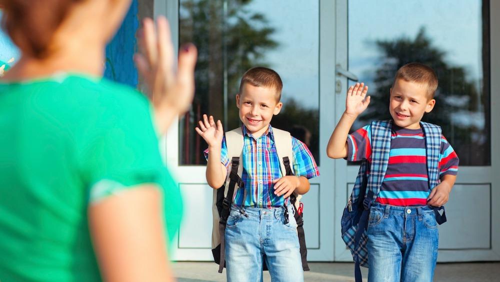 djeca polazak u skolu